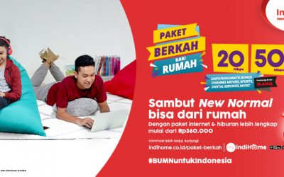 Paket Learning From Home Indihome